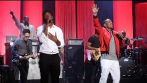 Video: Ludacris - Good Lovin (feat. Luke James) (Live on The Ellen Show)
